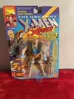The Uncanny X Men X-Force Cable Figure with Clobber Action Marvel Toy Biz MOC