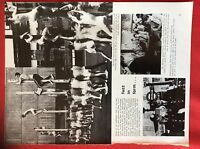 M6-9a ephemera 1970s film preview hendon police eric marquis police cadet