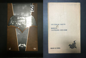 Hot Toys MMS372 Knightmare Batman Box & Shipper Only