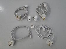 """Genuine Apple 11"""" 13 15 MagSafe UK Charger Extension Cable Lead & adapter UK & 1"""