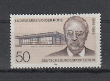 Berlín sellos 1986 Ludwig Mies van der Rohe mié. nº 753 ** post frescos