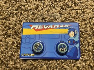 Megaman Performance Joystick Grips Mega Man Capcom