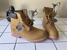 Bottes jaunes Timberland pour homme | eBay