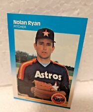 1987 Fleer Nolan Ryan Houston Astros #67 Baseball Card