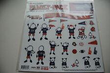 UTSA Roadrunners Family-Pack 28 Peel & Stick - Movable Decals