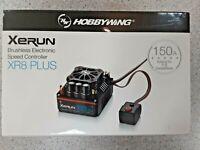 Hobbywing Xerun XR8 Plus 1/8 Competition Sensored Brushless ESC 30113300 New!!