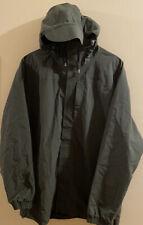 Cabelas EXV Goretex Parka Jacket Hooded  Mens 2XLT Tall Excellent