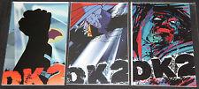 DC DARK KNIGHT STRIKES AGAIN 3pc High Grade Comic Lot 9.2 TPB Frank Miller
