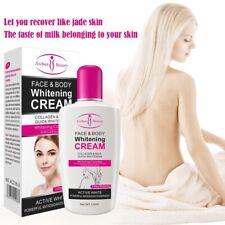 Body Lotion Bleaching Face Skin Whitening Moisturizing Milk Body Cream Collagen