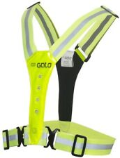 Gato Sports LED Safer Sports Vest  - Yellow