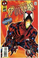 The Amazing Spider-Man #410 - KEY 1st Spider Carnage -  1996 Marvel  NM 9.6