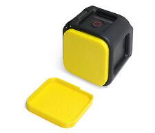Linsen Schutz f. GoPro HERO 4 Session Lens Cap Protector Abdeckung Kappe Yellow