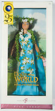 BARBIE PRINCESS OF THE PACIFIC ISLANDS PINK LABEL DOLLS OF THE WORLD HAWAII NEW