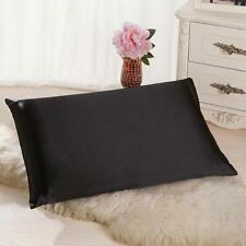 Rectangle Cushion Cover Silk Throw Pillow Case Pillowcase Sofa Home Decor Gift