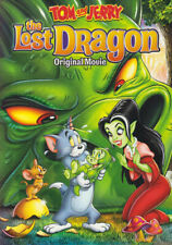 TOM AND JERRY - THE LOST DRAGON / ORIGINAL MOVIE (DVD)