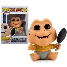 Dinosaurs Baby Sinclair Funko Pop #961 Television Vinyl Figure Brand New