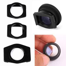 Mcoplus 1.08x-1.58x Zoom Viewfinder Eyepiece Magnifier for Canon Nikon Sony DSLR