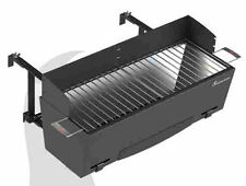 LANDMANN Charcoal Grill Balcony Grill Grill Surface 48x18cm