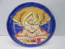 "Dragon Ball Dragonball Z 7"" dessert plates DesignWare Carlton Cards BRAND NEW!"