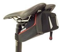 Zefal Iron Pack M-TF Bicycle Saddle Back, Black, Medium, 0.6L