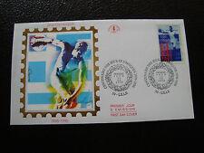 FRANCE - enveloppe 1er jour 15/6/1996 (centenaire jeux olympiques) (cy43) french