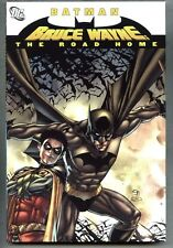 Batman Bruce Wayne The Road Home collected Hardcover Oracle Batgirl Red Robin