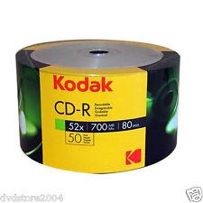 CD, DVD e Blu-Ray vergini Kodak per l'archiviazione di dati informatici 52x