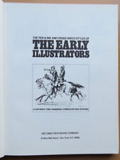 The Early Illustrators: The Pen & Ink and Cross Hatch Styles: Dick Sutphen 1976