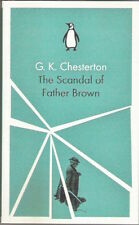 THE SCANDAL OF FATHER BROWN G K Chesterton New 013 paperback TV detective priest