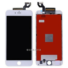 LCD Display Touch Screen Digitizer Frame Assembly for iPhone 6S Plus 5.5'' White