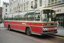 BARTONS BUS AND COACHES 6 COLOUR PHOTO'S BUSES