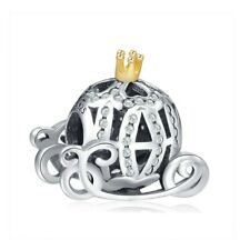 Pandora Cinderella Carriage Christmas Winter Collection Charms 100% S925 ALE