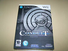 The Conduit Special Edition Wii **New & Sealed**