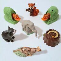 Australia Zoo McDonalds Toys 2010 / McDonald's Happy Meal Toys Bundle