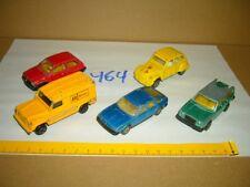 Konvolut Nr. 464 Modellautos CORGI Rover 3500, Volvo 245, Citroen, AA Service…