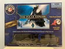 "Brand New Lionel ""The Polar Express"" #7-11803 Includes Santa's Bell"