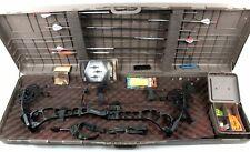 Prime Black 5 Archery 60# DW Lefty Compound Bow