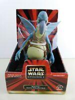"""Star Wars Episode 1 Watto Kids Collectible Figure 6"""" Vintage NIB"""