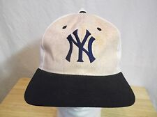 New York Yankees deadstock Snapback Hat Mlb Twins Enterprise New With Tags