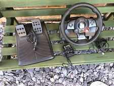 Logitech Driving Force GT Steering Wheel And Pedals  841-000038 For PS3