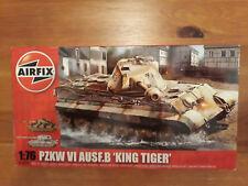 """Airfix  1:76  WW II Panzer / PZKW VI Ausführung B  """" King Tiger / Königstieger """""""