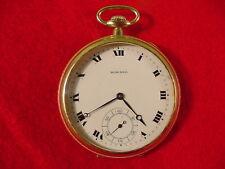 Rare E. Howard Watch Co. Boston 1908 Model Swing Open Pocket Watch 17 Jewel Adj
