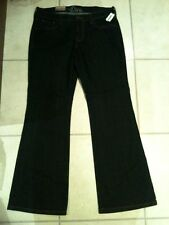Ladies Sz 12 New With Tags OLD NAVY DIVA Bootleg Wideleg Jeans
