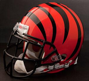 A.J. GREEN Edition CINCINNATI BENGALS Riddell REPLICA Football Helmet