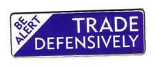 Disney Trade City USA Be Alert Trade Defensively Pin