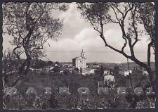 VERONA CASTELNUOVO DEL GARDA 06 Fraz. SANDRÀ Cartolina FOTOGRAFICA viagg. 1943