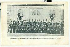 TORINO 1902 - II CONCORSO INT.LE DI MUSICA Banda Municipale di Torino