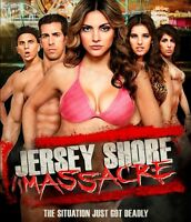 Jersey Shore Massacre (2014, Blu-ray New)