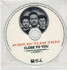(ET802) John Butler Trio, Close To You - 2010 DJ CD