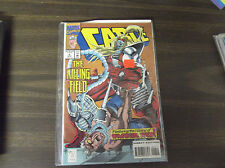 MARVEL COMICS COMIC BOOK ---CABLE ISSUE #9 THE KILLING FIELD